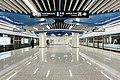 20201227 Platform for Line 4 at Qilihe Station.jpg
