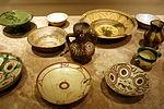 2142 - Byzantine Museum, Athens - Byzantine ceramic ware - Photo by Giovanni Dall'Orto, Nov 12 2009.jpg