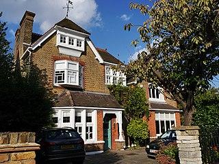 25 Oakhill Road Wandsworth, Greater London, SW15