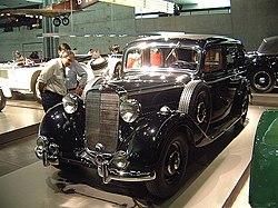 Mercedes Benz W 138 Wikipedia
