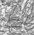 3. Militärische Aufnahme (-1887) Nowotaniec am Pielnica.JPG
