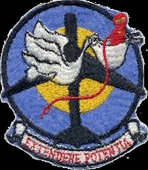 308th Air Refueling Squadron - 308th Air Refueling Squadron Patch