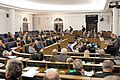 30 posiedzenie Senatu VIII kadencji 02 Kancelaria Senatu.JPG