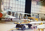 356th Tactical Fighter Squadron A-7D Corsair II 70-955 in Phase Hangar.jpg