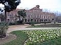 357 Parc de la Ciutadella, al fons el Parlament, antic Arsenal.JPG