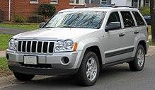 Jeep Grand Cherokee 3 (WK)