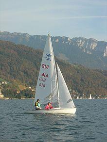 Segelyacht modern  Segelboot – Wikipedia