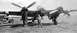 492d Bombardment Group Black Painted de Havilland DH98 Mosquito.jpg