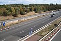 4x50=50, M40 eastbound past junction 15 near Warwick - geograph.org.uk - 1521763.jpg