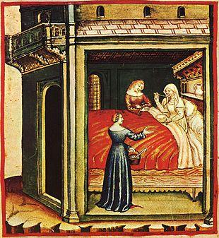 Tacuinum sanitatis Casanatense (XIV secolo)