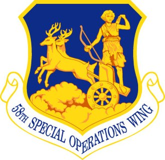 58th Special Operations Wing - Image: 58th Special Operations Wing