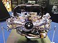5th gen Subaru Impreza FB20 engine in Automobile Council 2016.jpg