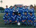 60 años del Club Atlético Quilmes Plantel de Quilmes (Florida) vs Quilmes (Argentina).jpg