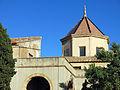 648 Ermita de Mig Camí (Tortosa), cimbori, façana oest.JPG
