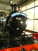 7325 Mogul at Engine House.JPG