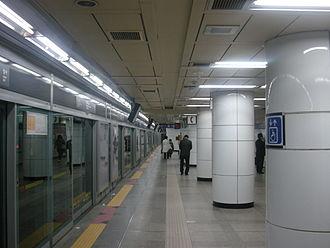 Cheonho station - Line 8