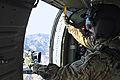 82nd CAB door gunner scans his sector in eastern Afghanistan 150209-A-VO006-293.jpg