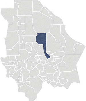 Eighth Federal Electoral District of Chihuahua - District Chih-VIII