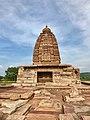 8th century Galaganatha temple, Pattadakal monuments Karnataka 2.jpg