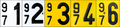 97 License plate of France superposes.png