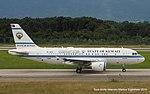 9K-GEA Airbus A319-115 CJ A319 - State of Kuwait (14905760659).jpg
