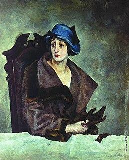 Alexander Osmerkin Russian artist