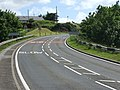 A9 entering Latheronwheel from the south - geograph.org.uk - 481563.jpg