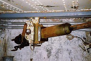 AC 37 anti-tank gun - A 37mm gun of Ouvrage Simserhof
