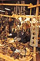 ASC Leiden - W.E.A. van Beek Collection - Dogon markets 35 - Small car parts at the market of Mopti, Mali 1996.jpg