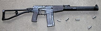 AS Val - The AS VAL (Special Automatic Rifle)