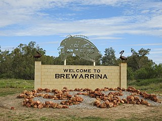 Brewarrina, New South Wales Town in New South Wales, Australia