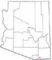 AZMap-doton-Sierra Vista Southeast.png