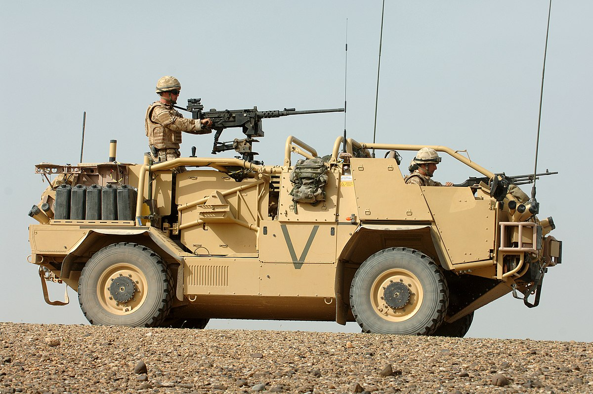 Jackal (vehicle) - Wikipedia