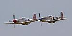 A Pair of Mustang P-51s 3 (5926896441).jpg