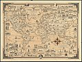 A Pictorial Map of World Wonder by Ernest Dudley Chase 1939.jpg