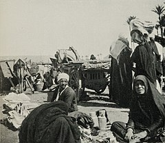 A Stall at the Gizeh Market. (1911) - TIMEA.jpg