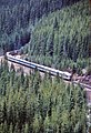 A Westbound Canadian, Kicking Horse Pass, 1982 (32105065931).jpg