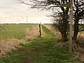 A short piece of Wolds Way - geograph.org.uk - 798621.jpg