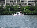 A small white police boat patrols Toronto's harbour, on Canada Day, 2016 (14).JPG - panoramio.jpg