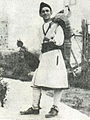 A young man from Tran heading out on work, 1921.jpg