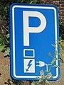 Aanduiding Hybride oplaadpunt bij Gemeentehuis Gulpen.jpg