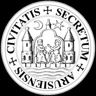 Aarhus Municipality - City seal of Aarhus
