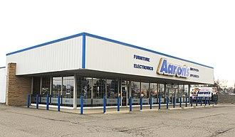 Aaron's, Inc. - Aaron's store Dearborn Heights, Michigan