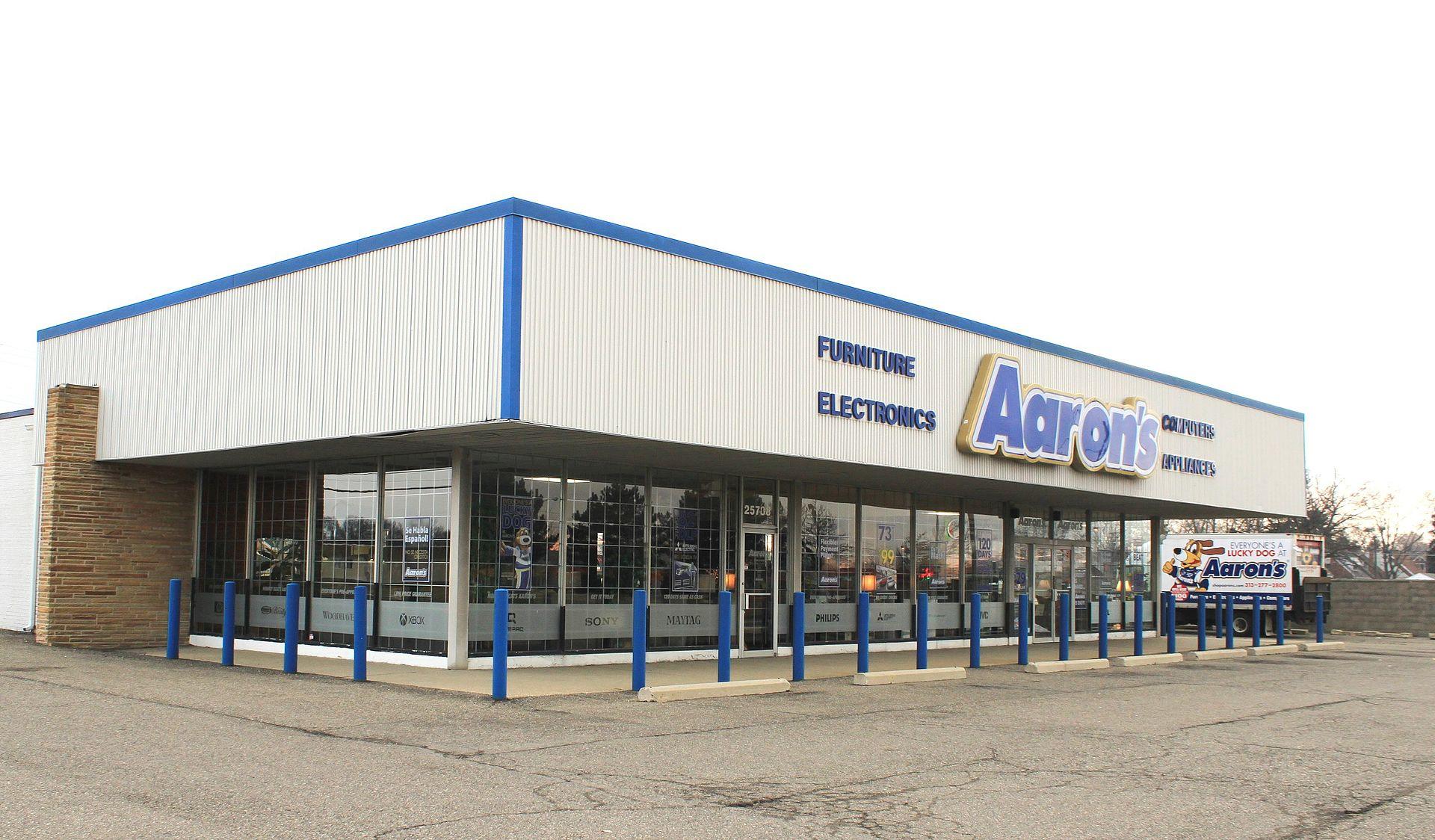 Aaron's, Inc. - Wikipe...