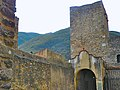 Abadia de Santa Maria d'Arles, torre de defensa.jpg