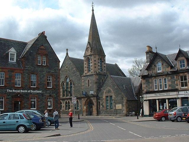 Aberfeldy (village)