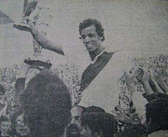 MC Oran - Fréha, Algerian champion with MC Oran in 1971