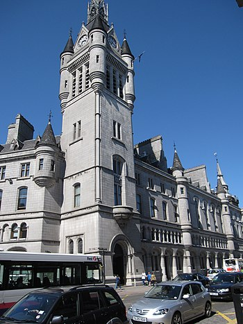 Aberdeen – Travel guide at Wikivoyage