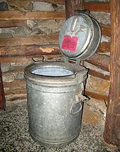 Modern Small Toilet