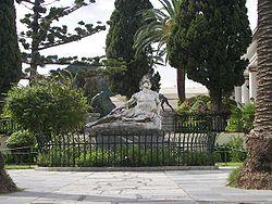 Статуя «Ахиллес Тнескон»